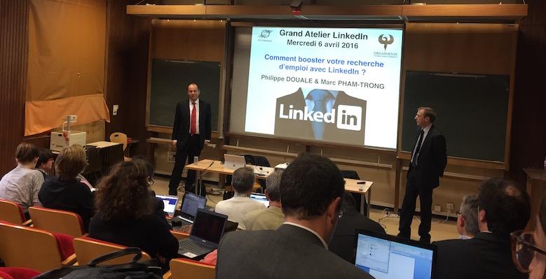 Grand atelier LinkedIn