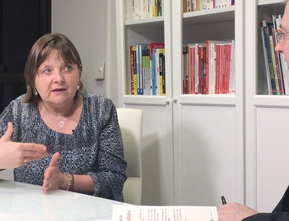 Margaux Gilquin auteure de «Le dernier salaire» – Interview