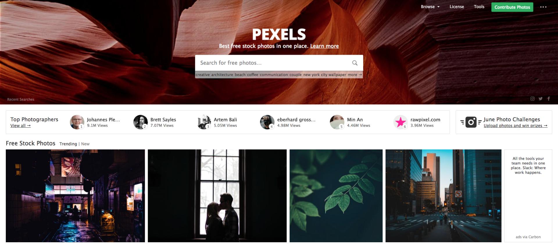 Banque d'images libres de droits Pexels