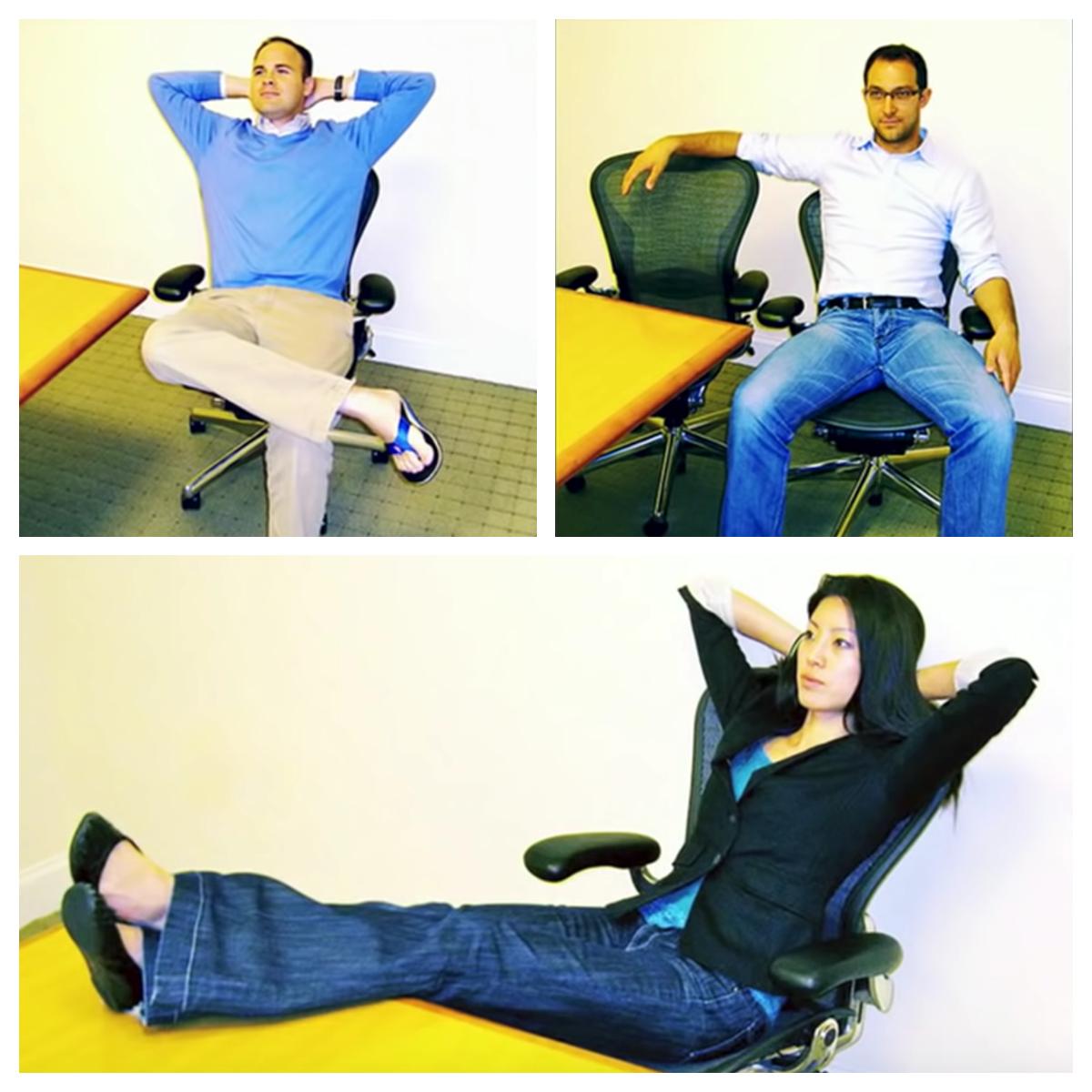Pour préparer un entretien d'embauche, pensez à adopter ces types de high power poses