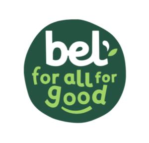 Logo BEL for all for good